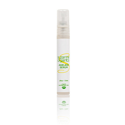 SUZANNE Organics Ageless Serum - Travel Size (.25 oz.)