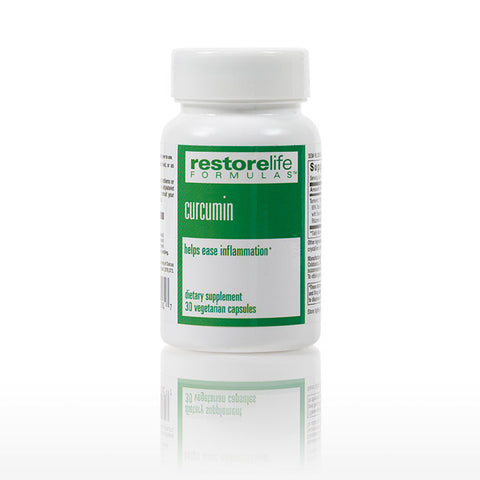 RestoreLife Formulas Curcumin Dietary Supplement