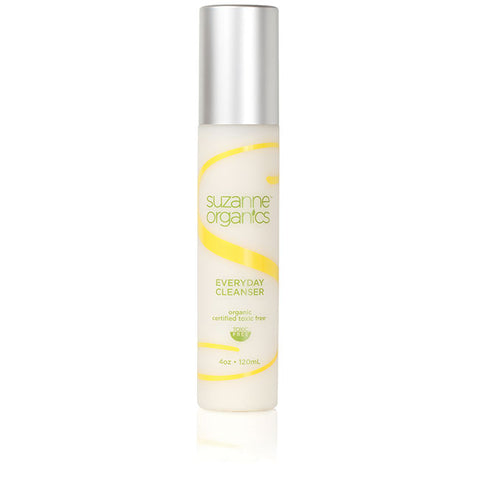 Skincare - SUZANNE Organics Everyday Facial Cleanser