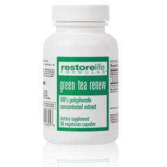 RestoreLife Formulas Green Tea Renew