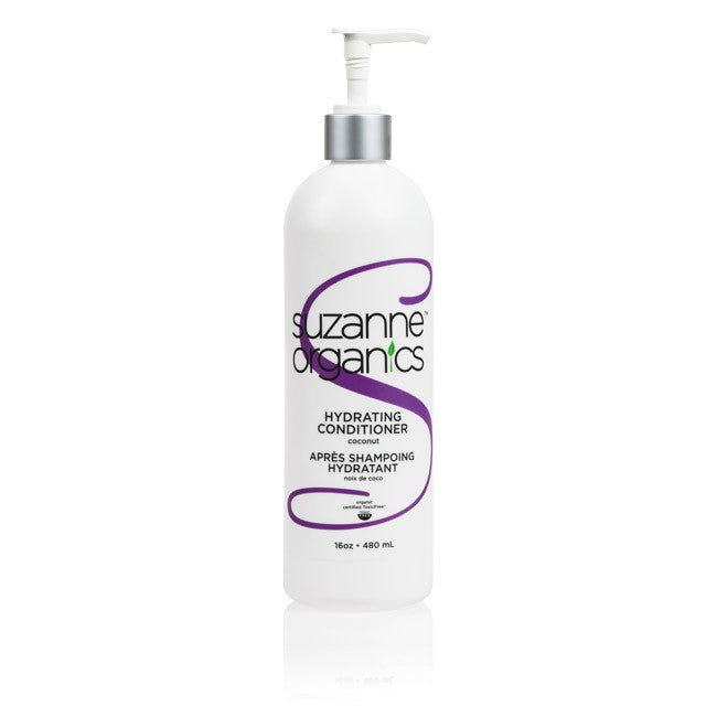SUZANNE Organics Salon Size Hydrating Coconut Conditioner