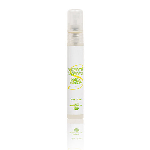 SUZANNE Organics Liquid Oxygen Therapy Facial Serum - Travel Size (.25 oz.)