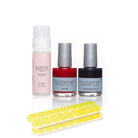SUZANNE 10-Toxin Free Nail Kit
