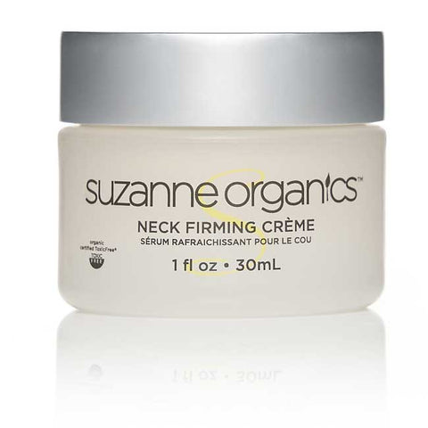 Bottle of Suzanne Organics Neck Firming Creme 1 fl oz