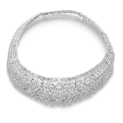 Suzanne Somers Queen's Necklace