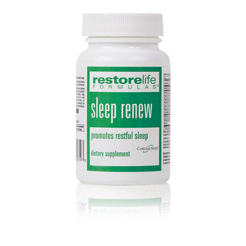 RestoreLife Formulas Sleep Renew Dietary Supplement