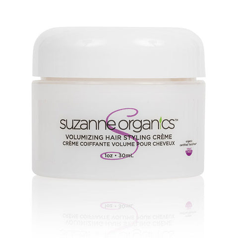 SUZANNE Organics Volumizing Hair Styling Creme