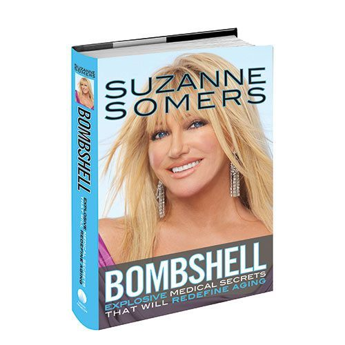Book - BOMBSHELL: Explosive Medical Secrets That Will Re-define Aging