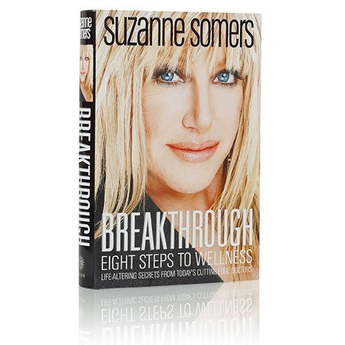 Books - BREAKTHROUGH: Eight Steps To Wellness
