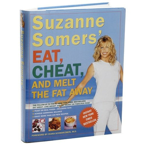 Books - Eat, Cheat, And Melt The Fat Away (Somersize Book 3)