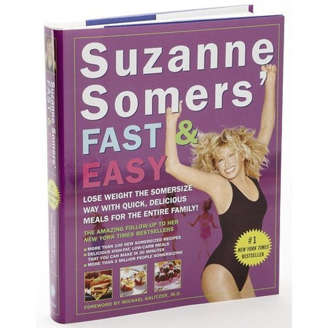 Books - Fast & Easy: Lose Weight The Somersize Way With Quick, Delicious Meals For The Entire Family (Somercize Book 4)