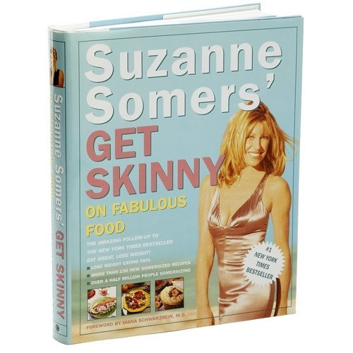 Books - Get Skinny On Fabulous Food (Somersize Book 2)