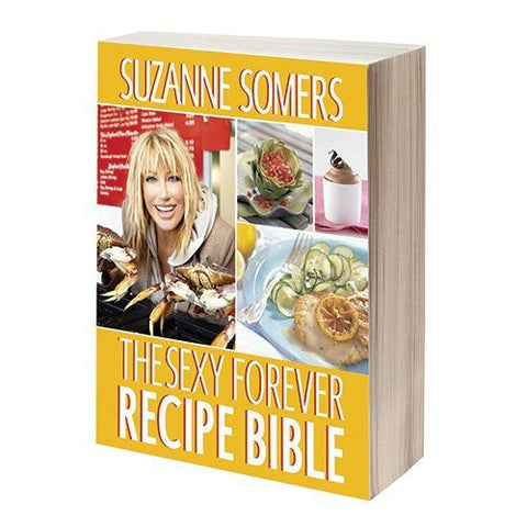Books - Sexy Forever Recipe Bible