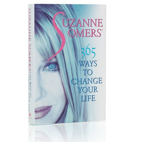 Books - Suzanne Somers' 365 Ways To Change Your Life