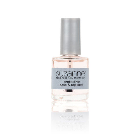 SUZANNE 10‐Toxin Free Nail Polish - Protective Base & Top Coat