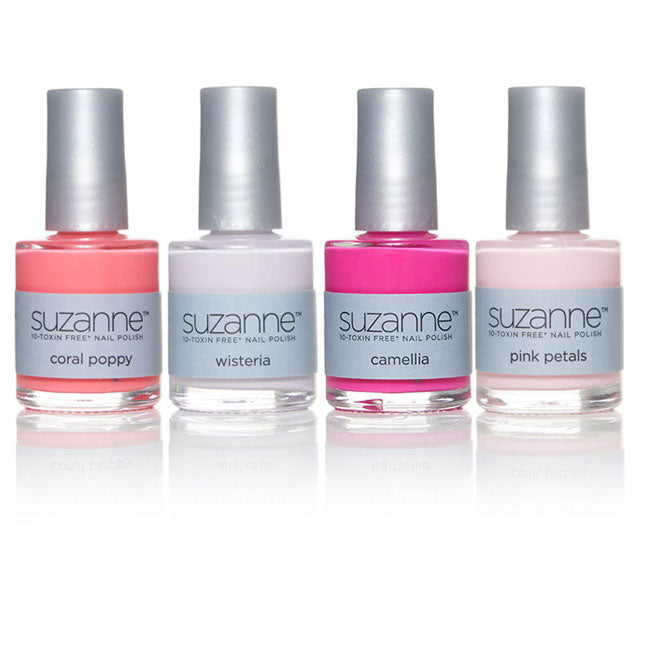SUZANNE 10‐Toxin Free Nail Polish Spring Collection