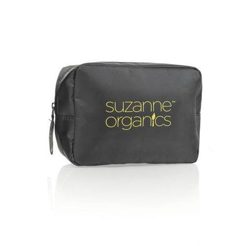 Cosmetics - SUZANNE Organics Logo Make-Up Bag