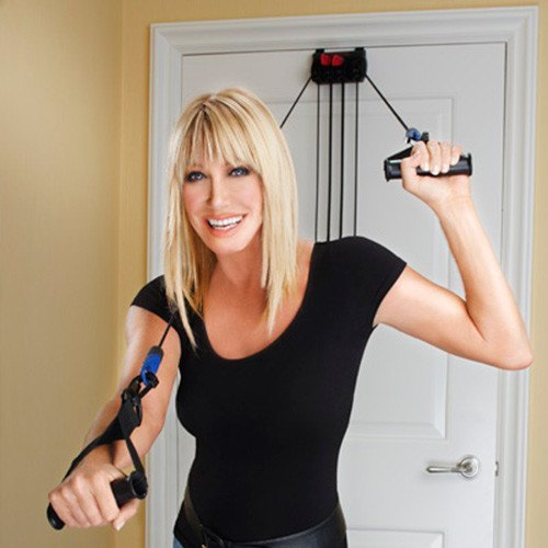 Fitness   EZ Gym Portable Complete Home Fitness System ...