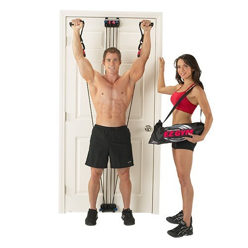 Charmant ... Fitness   EZ Gym Portable Complete Home Fitness System