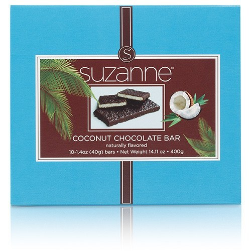 Food - SUZANNE Coconut Chocolate Bar