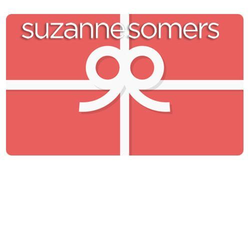 SuzanneSomers.com Gift Card