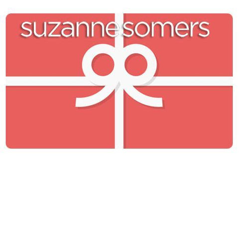 Gift Card - SuzanneSomers.com Gift Card