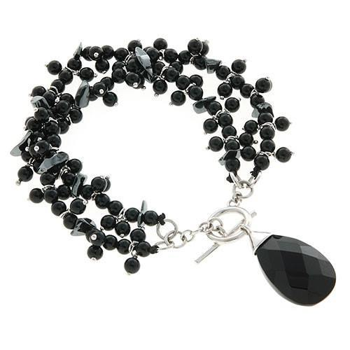 Jewelry - Black Agate Bracelet