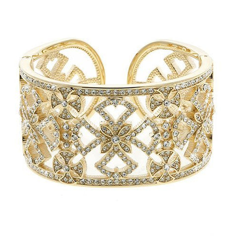 Jewelry - Estate Collection Maltese Cross Filigree Cuff