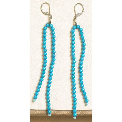 Jewelry - New Mexico Beaded Earrings