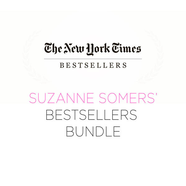 Books - Suzanne Somers' NY Times Bestsellers Bundle