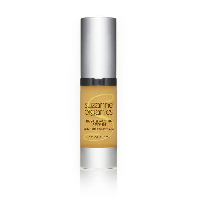 bottle of resurfacing serum - .5 ounce