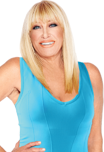 Suzanne Somers for Ghostflower