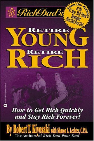 Retire Young Retire Rich - Book