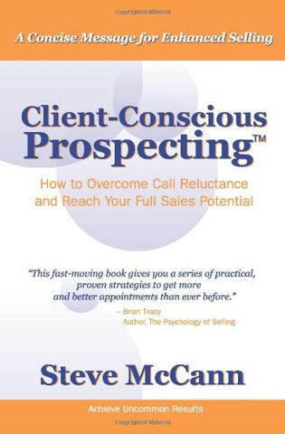Client-Conscious Prospecting - Book