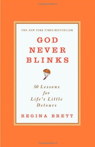 God Never Blinks - Used Books