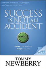 Success Is Not an Accident - Book