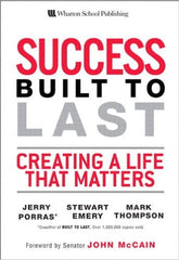 Success Built to Last - Book
