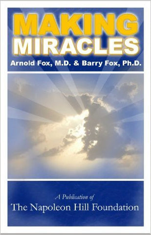 Making Miracles - Used Book
