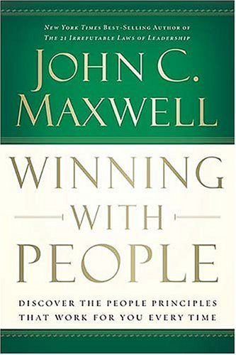 Winning with People - Book