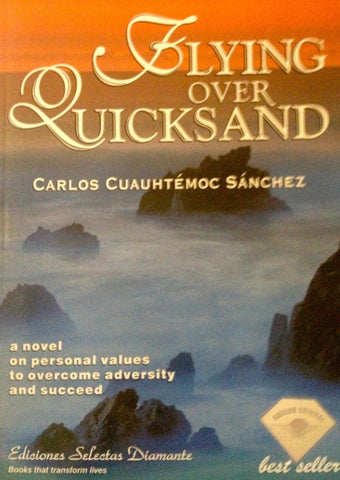 Flying Over Quicksand - Book