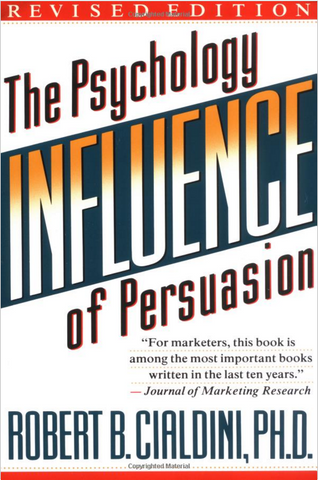Influence: The Psychology of Persuasion - Used Book
