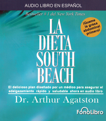 La dieta south beach - Audiolibro