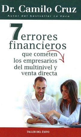 7 errores financieros - Ebook