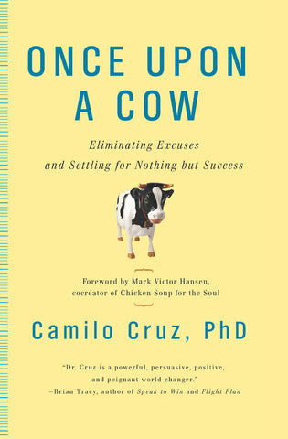Once upon a cow - Libro