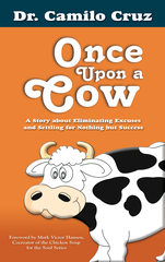 Once upon a cow - Book