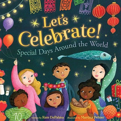 Barefoot Books - Let's Celebrate