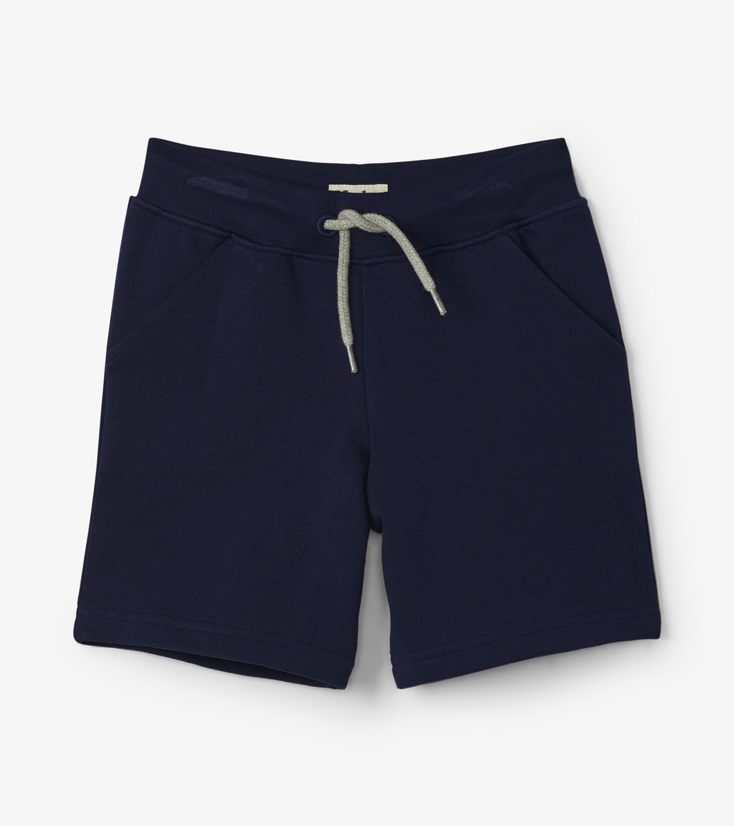 Hatley Terry Shorts - Navy
