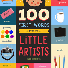 Load image into Gallery viewer, Familius 100 First Words - Little Artist