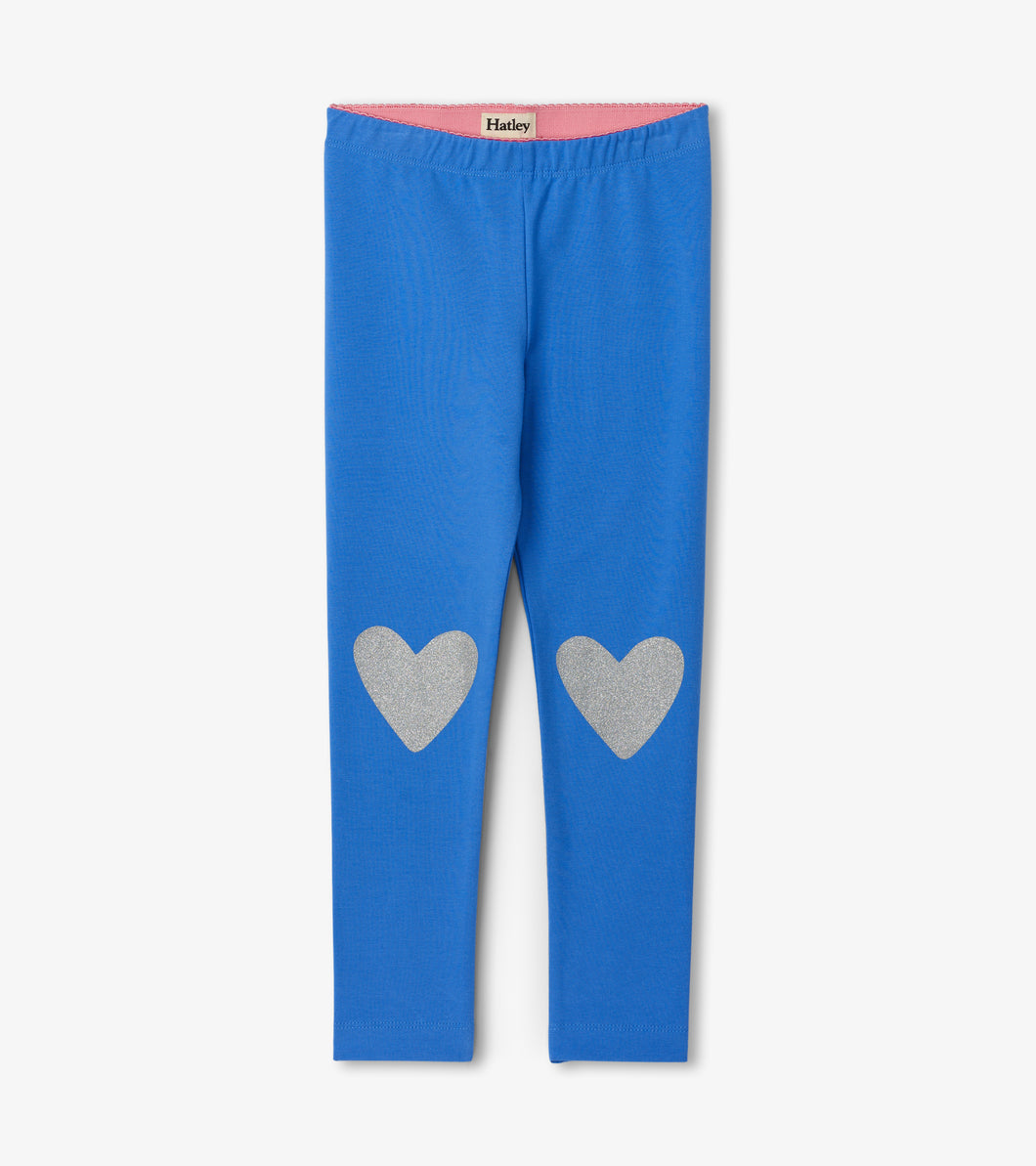 Hatley Leggings - Blue Skies