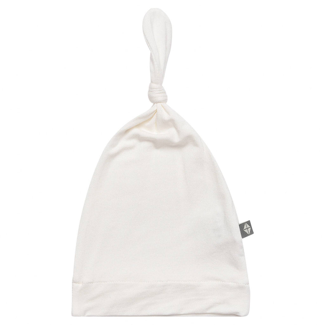 Kyte BABY Solid Knotted Cap - Cloud
